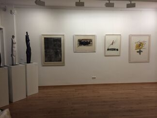 Spanische Künstler, installation view