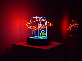 Michael Flechtner, installation view