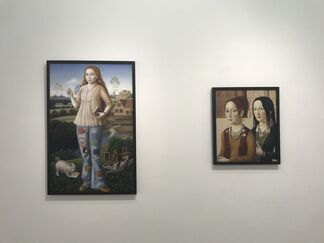 """Amy Hill: """"Back to Nature"""", installation view"""