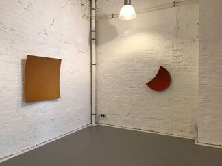 The Edge of Forever, installation view