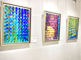 2004-2020 Splendor · Cluster – Solo Clustering-Group Art Exhibition of Zhang Chaorui DaDa.Ryan, installation view