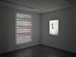 João Penalva, installation view