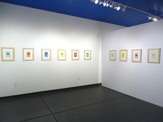 Amanda Moseley, installation view