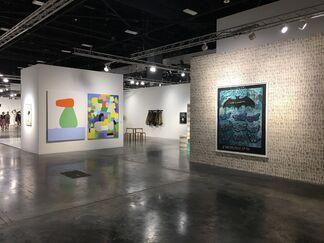 Sies + Höke at Art Basel in Miami Beach 2017, installation view