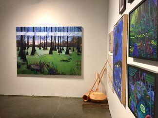 G. Gibson Gallery at Seattle Art Fair 2018, installation view