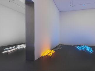 JOHN ARMLEDER – Déjà, installation view