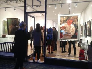 The Contemporary Portrait, installation view