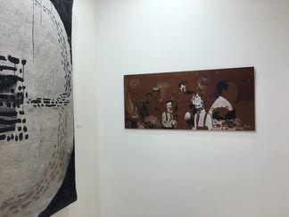 Rén Space at ART021 Shanghai Contemporary Art Fair 2015, installation view