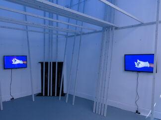 Ben Cain: Figure Finger Figure Finger Figure Figure Finger, installation view