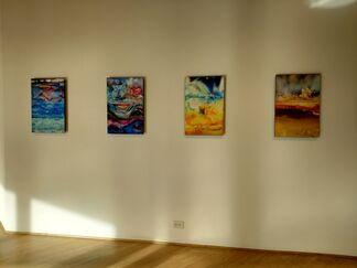 West Coast Artists, installation view
