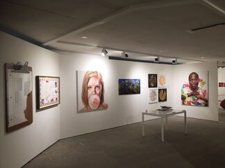 Art Unified Gallery at SCOPE Basel 2018, installation view