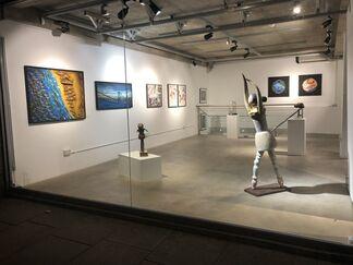 The Politics Of Moisture, installation view