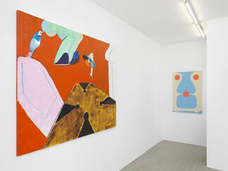 BROTHERS (Ulrich Wulff), installation view