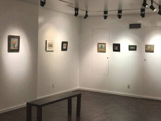 Rober M. Kulicke, installation view