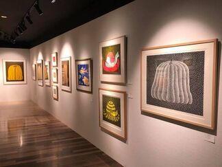 Yayoi Kusama and International Contemporary Artists' Artwork, installation view