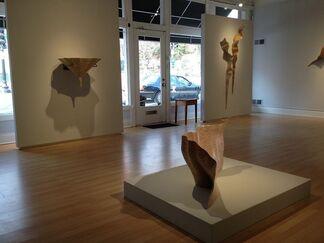 Nancy Sansom Reynolds: un.furl, installation view
