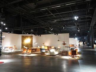 Dansk Møbelkunst Gallery at Design Miami/ Basel 2014, installation view
