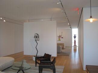 Roy Lichtenstein: Intimate Sculptures, installation view