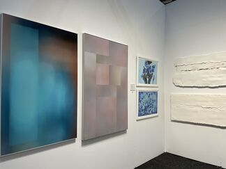 InSight Artspace at Art on Paper 2021, installation view