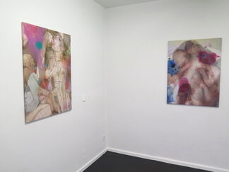 Visual Affinities – Non-Iconic Images, installation view