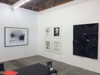 Mario Mauroner Contemporary Art Salzburg-Vienna at Art Brussels 2015, installation view