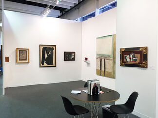 Allan Stone Projects at The Armory Show 2015, installation view