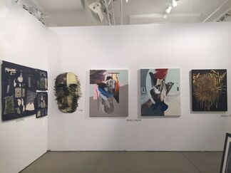 Soze Gallery at SCOPE New York 2015, installation view