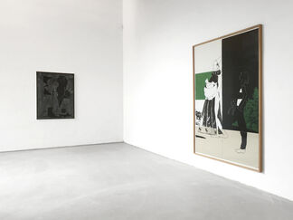 Regroup, installation view
