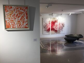 INFORMED: Art Informel and the Contemporary Structure, installation view