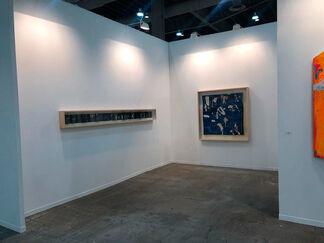 Juan Silió at ZⓈONAMACO 2019, installation view