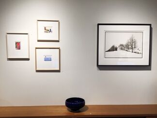 Interim Report: photography by Tony King, installation view