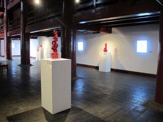 Li Jinguo - Ink, installation view