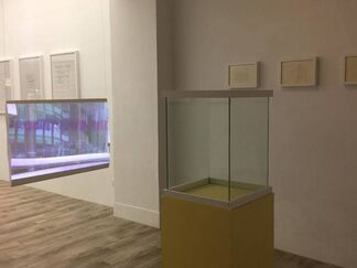 Main Direction: Parallel to the Horizon by REICHRICHTER, installation view