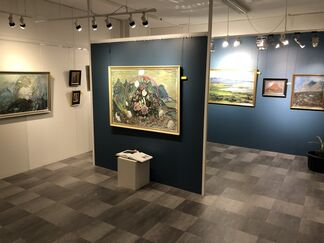Auction preview, installation view