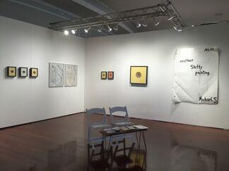 VICTORI+MO CONTEMPORARY at Art on Paper Miami 2015, installation view