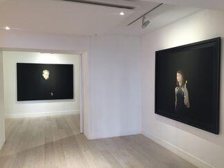 Salustiano, Presente Pluscuamperfecto, installation view