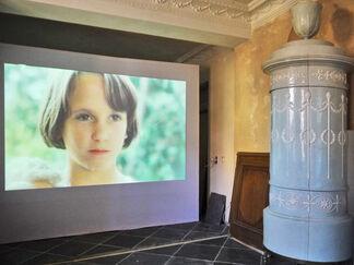 Spieglein, Spieglein an der Wand, installation view