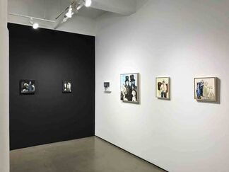 Suzy Spence, A Night Among the Horses, installation view