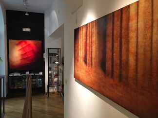 "Maya Kulenovic ""Evanescences"", installation view"
