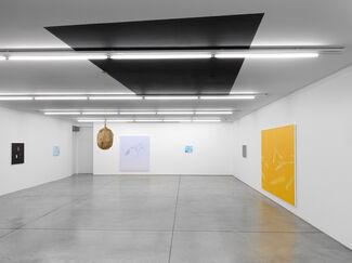 """Michael van Ofen   """"GERMANIA UND ITALIA"""". La continuazione del contemporaneo, installation view"""