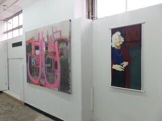 Strangely Enough: Member Group Show, installation view