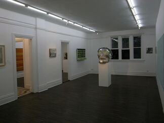 We Are Here 我们在这儿, installation view