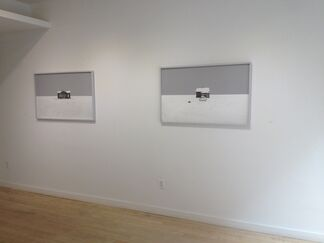 Illusory Landscapes, installation view