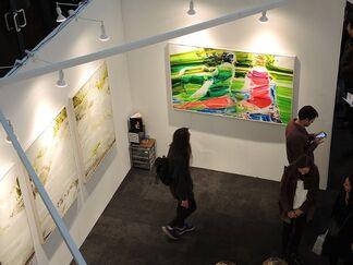 Yiri Arts at London Art Fair 2018, installation view