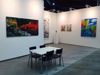 Galerie Michael Schultz at viennacontemporary 2016, installation view