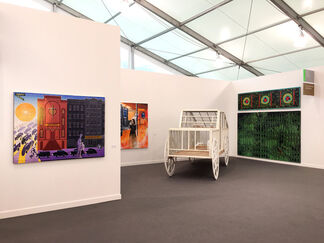 P.P.O.W at Frieze New York 2017, installation view