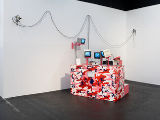 DREI at Art Cologne 2019, installation view