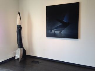 Blast Off!, installation view