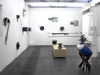 Kristof De Clercq at Art Brussels 2015, installation view