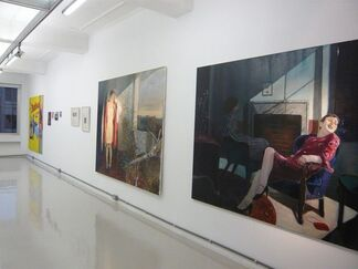 New German Contemporary Art, installation view